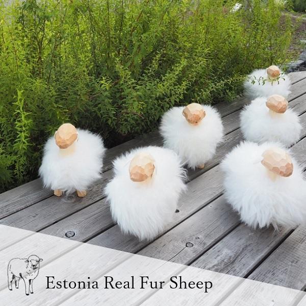 羊の置物・クラフトスツール 世界の雑貨シリーズ | ラグ・絨毯ならハグ ...