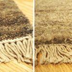 手織り絨毯の楽しみ方 ~表情の違いを楽しむ「ており」シリーズ