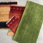 【ウールラグの防炎検査】ハグみじゅうたんの防炎物品性能試験