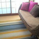 畳の上にラグや絨毯を敷く場合の注意点