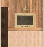 マンション、一戸建ての玄関マットのサイズ選び