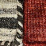 ラグの織り密度 てざわりシリーズ01と02の違いについて
