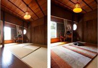 Bamba hotel様 客室 左:ラグを敷く前/右:ラグを敷いた後