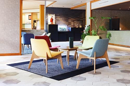 【ホテル】ホテル小柳様 ロビーホール2