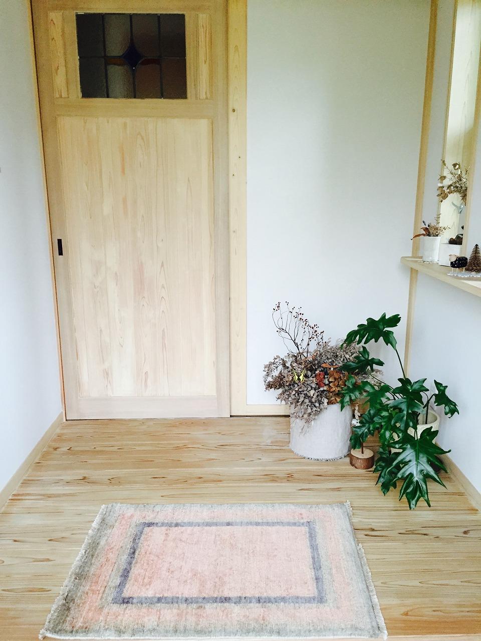 玄関Mサイズ 60×90cm