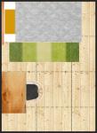 ベッドサイズ絨毯