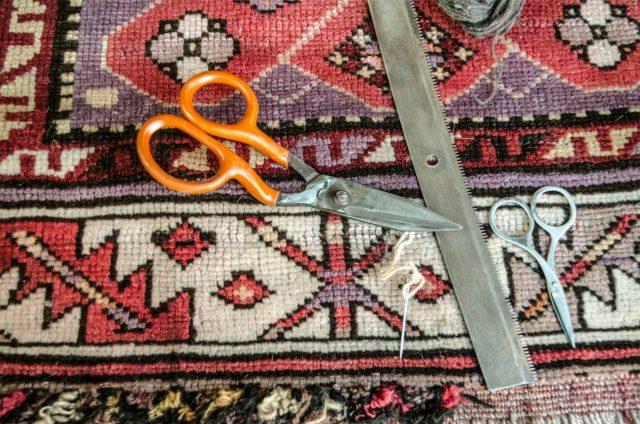 絨毯の処分方法